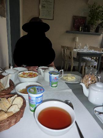 Orient Ekspres : petit dejeuner au Pimiento Restaurant