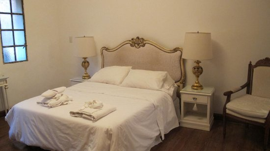 Tesorito Bed & Breakfast: bedroom
