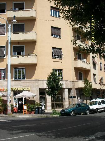 A Casa di Serena a San Pietro: Außenansicht