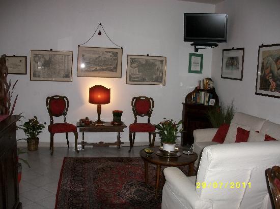 A Casa di Serena a San Pietro: Eingangsbereich