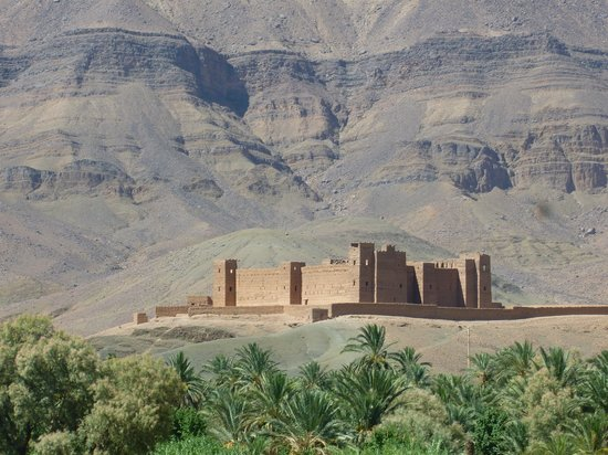 M & A Tours : Beautiful Kasbah
