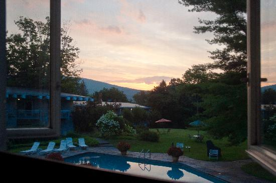 Paradise Inn: Fresh mountain air and a Vermont sunrise