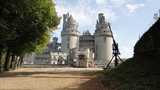 Pierrefonds Chateau