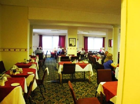 Seagrove Hotel: The dining room