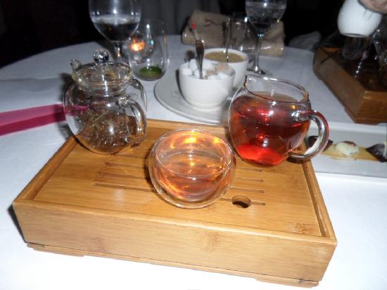 Thorntons Restaurant: earl grey