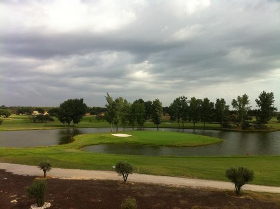 Hotel Montado & Golf Resort: vista desde la habitación