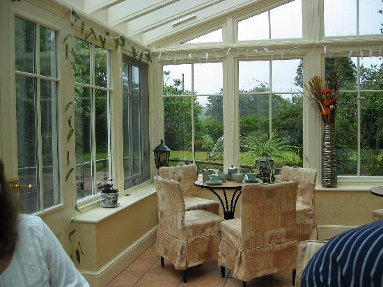 Helton, UK: Take afternoon tea in the Conservatory