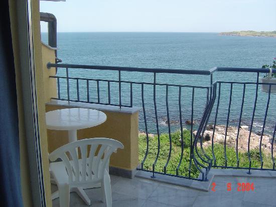 Briz Hotel: Sea View