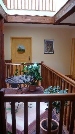 Residence Jardin de Palme: puits de lumière