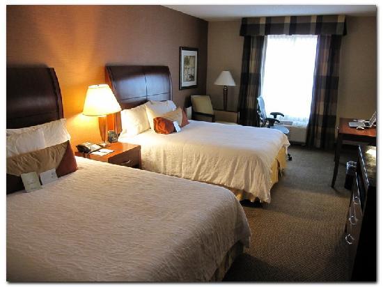 Awesome Beds Picture Of Hilton Garden Inn Dayton Beavercreek Beavercreek Tripadvisor