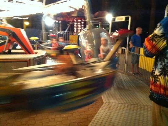 Enchanted Island: Lots of fun rides for little ones