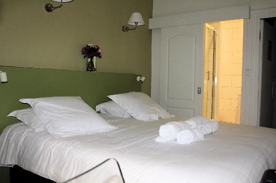 Hotel Saint-Pierre des Terreaux: Chambre