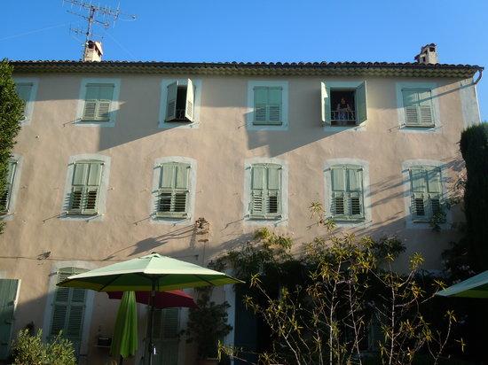 La Bastide du Bosquet : The front of the house