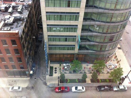 Residence Inn Chicago Downtown/River North: View (rm. 1510)