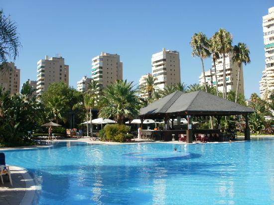 Sol Principe: Main pool
