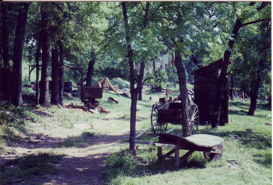 Jamestown, CA: Mining Camp