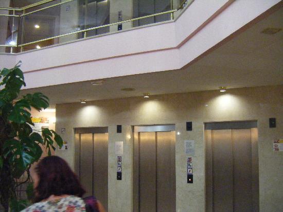 TUI Family Life Avenida Suites: reception