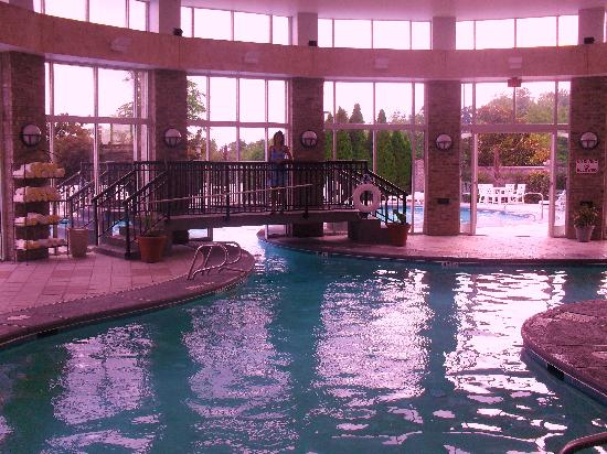 Grandover Resort and Conference Center: indoor pool