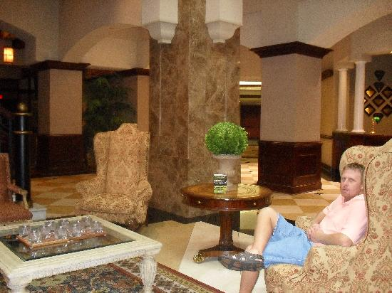 Grandover Resort and Conference Center: lobby