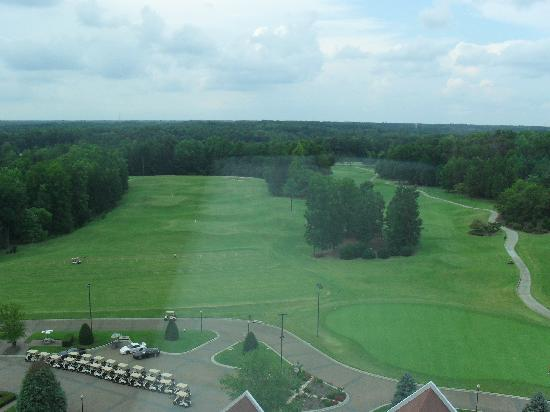 Grandover Resort and Conference Center: view from our room
