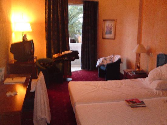 Porto Rio Hotel: Room
