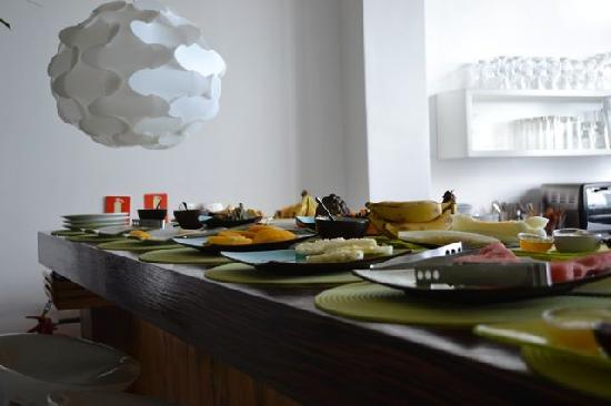 Aram Yami Hotel: Breakfast was amazing