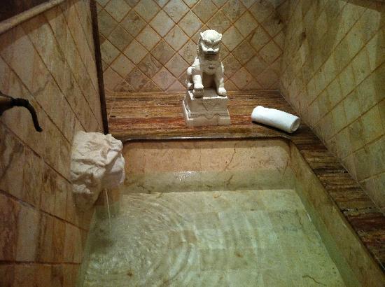 Zoetry Paraiso de la Bonita: Our bath tub