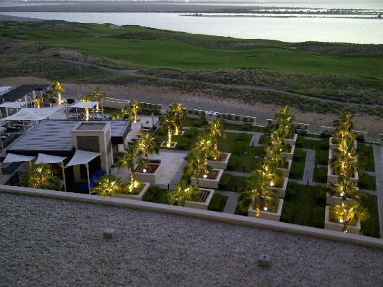 Crowne Plaza Abu Dhabi - Yas Island: My Room #352 - Out View