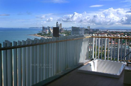 Hilton Pattaya: Ocean-View North Pattaya