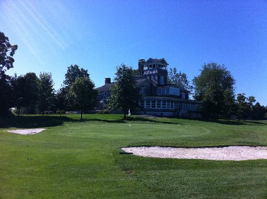 Thousand Islands Country Club: old course