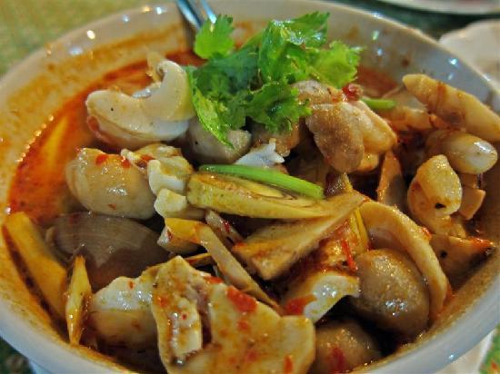 Bussaba Thai Restaurant : the tomyum