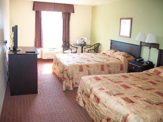 Super 8 Quebec City: Chambre 214