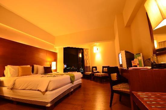 The Seasons Pattaya: room