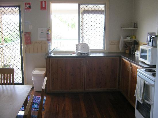Friendly Hostel: The Kitchen