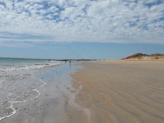 Beach Fishing - Picture of Barn Hill Station Stay, Broome ...