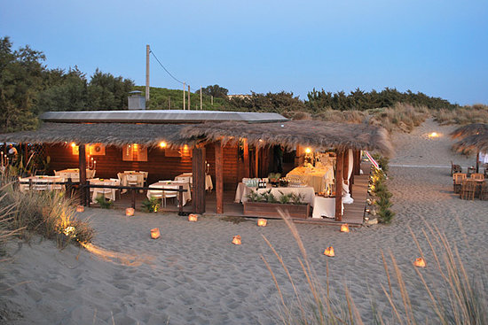 Fiumara beach marina di grosseto restaurant reviews for Bagno jolly beach marina di bibbona
