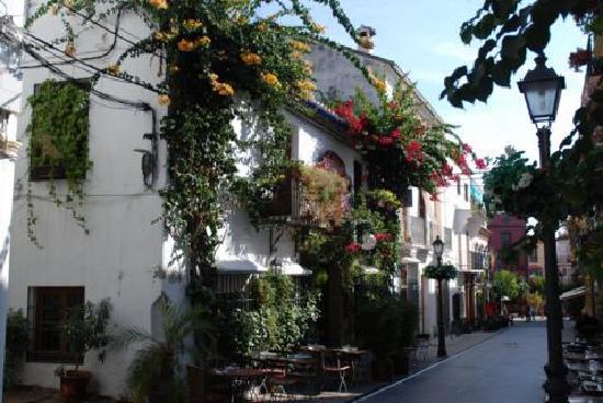 """La Morada Mas Hermosa Hotel: Nel cuore della Marbella """"vecchia"""""""