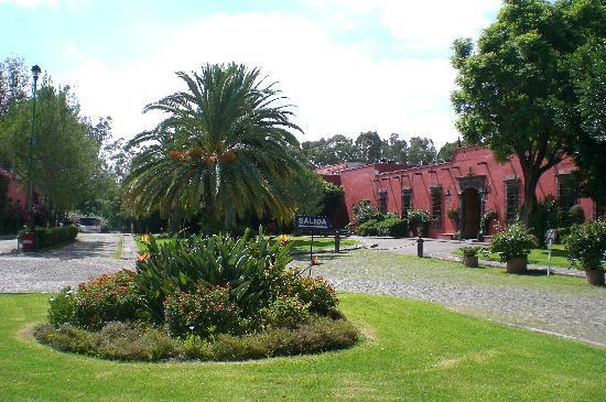 Fiesta Americana Hacienda Galindo: Fachada Principal