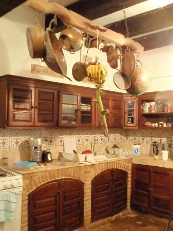 El Beaterio Casa Museo : cucina