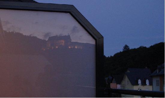 Hotel Belle Vue: Een glimp van het verlichte slot