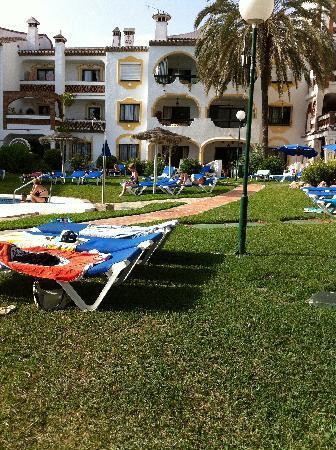 Club Calahonda Crown Resort: zona piscina