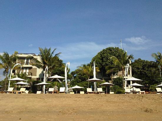 The Oasis Beach : hotel