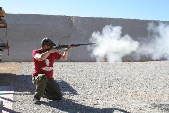 Shooting Safaris: Trapdoor Carbine - 45/70