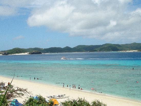 Shimajiri-gun, Japonya: ニシ浜ケラマブルー