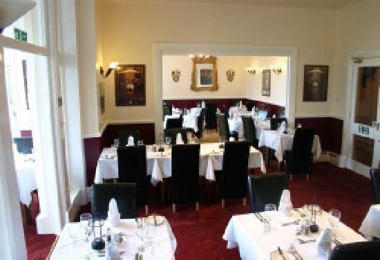 Five Rise Locks Hotel: Restaurant