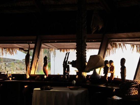 Chez Maggie Hotel Restaurant 'Le Masoandro' : Resto 1