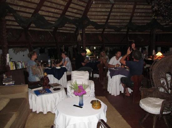 Chez Maggie Hotel Restaurant 'Le Masoandro' : Resto 2
