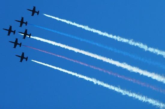 Oregon International Airshow: Patriots Jet Team