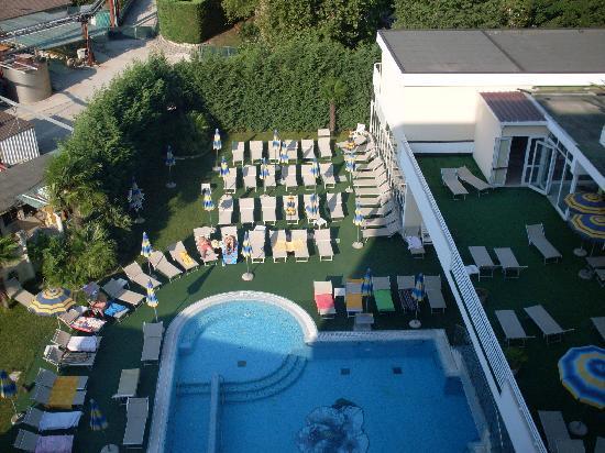Palace Hotel Meggiorato: poco spazio
