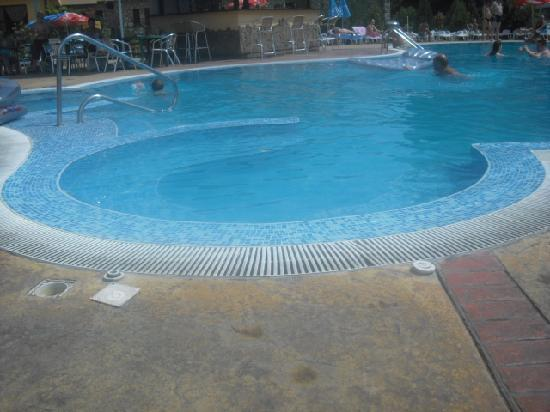 Trakia Garden Hotel: Pool